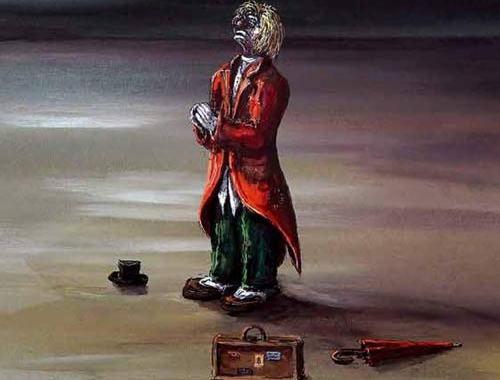 copertina cofanetto Vittorio De Scalzi: Una volta suonavo nei New Trolls