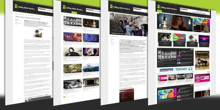 Pagine di articoli di Blog della Musica