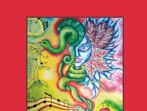 copertina rossa con un dipinto, del libro Luciano Varnadi Ceriello: Il segreto di Vivaldi - Tra esoterismo e passione