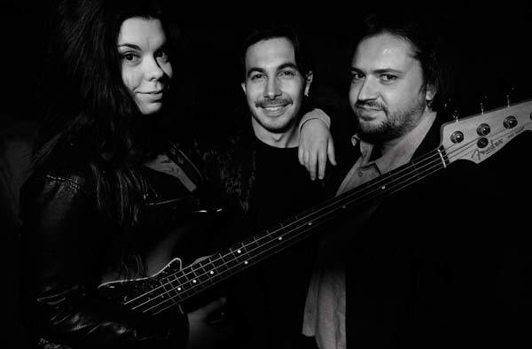 Il trio dei Melty Groove