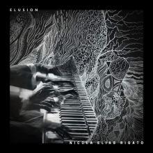 copertina disco di Nicola Elias Rigato: Elusion