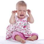 Premières crises de nerfs pour bébé… et pour maman!