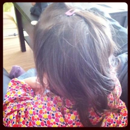 Cheveux de rêve :p