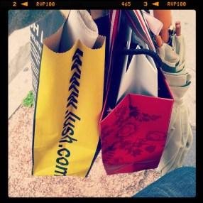 Butin shoppinguesque