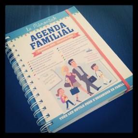 Mon nouvel agenda !