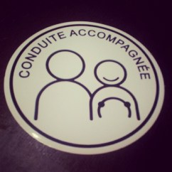 conduite accompagnee