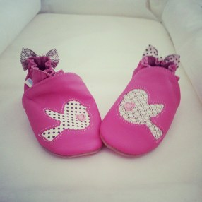 chaussons robeez