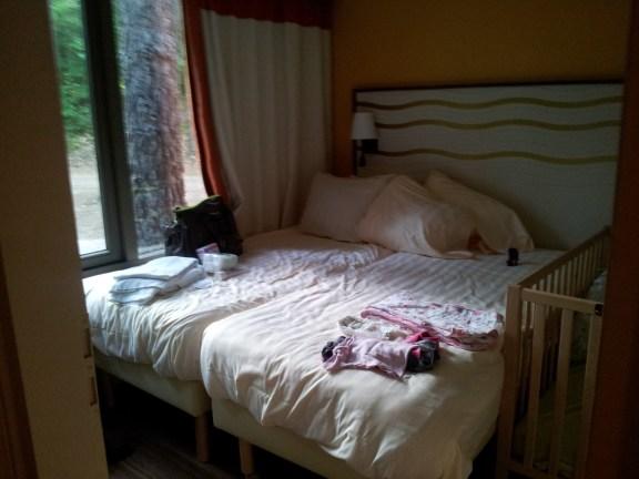 La chambre de Liloute