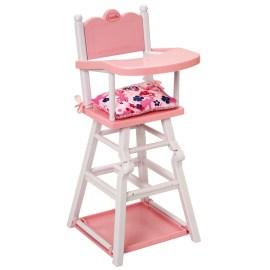 chaise haute corolle 32€