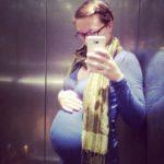 Point grossesse : 25eme semaine.
