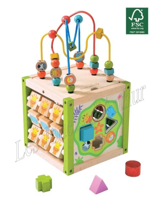 Cube activités 49€90
