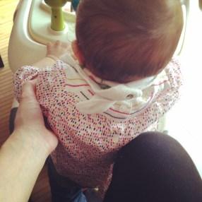 7 mois bébé