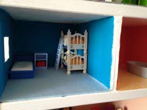maison playmobil chambre 1