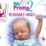 We Love Prema 2 : la collecte des bodys a commencé