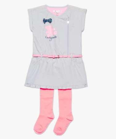 robe et collants 17,99 €