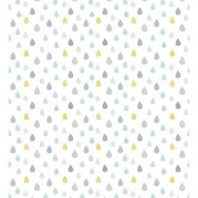 papier-peint-gouttes-de-pluie lilipinso 45€