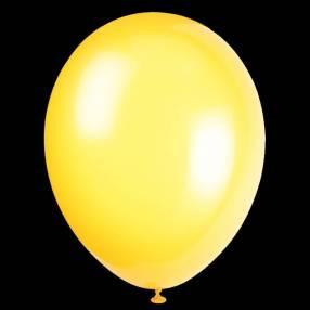 ballons jaune