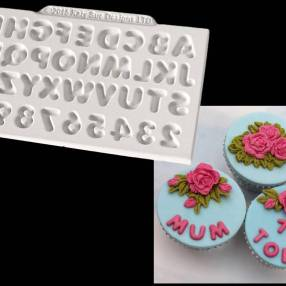 modelage lettres nombres