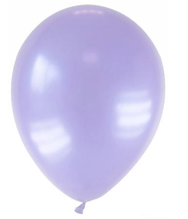 ballons lavande