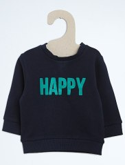 sweat happy kiabi 6€