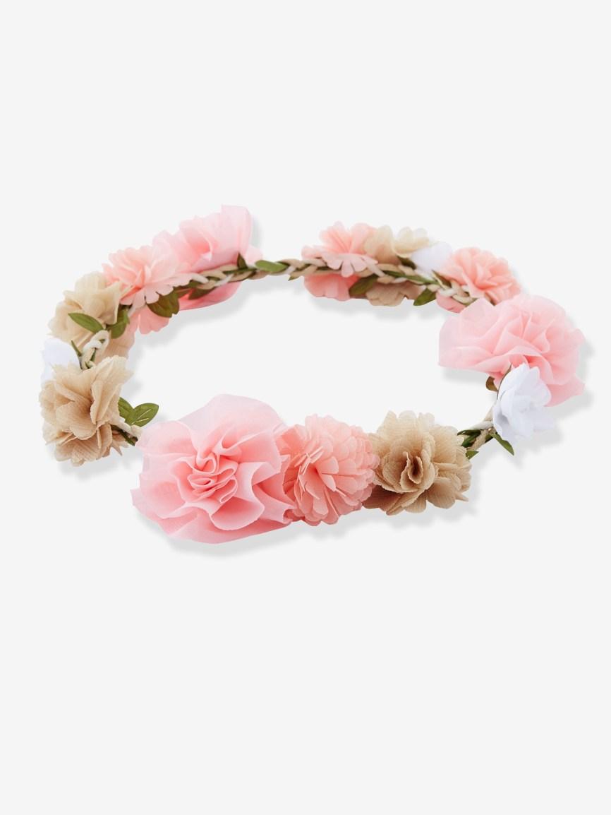 couronne fleurs 8€99