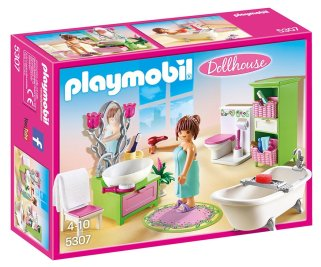 salle de bains playmobil