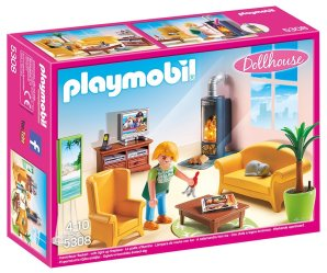 salon playmobil