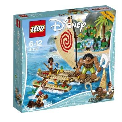 Lego Vaiana 37€99