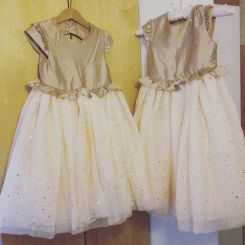robes noel liloute et miniloute