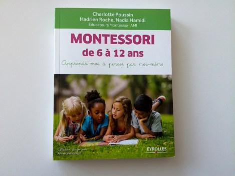montessori de 6 à 12 ans