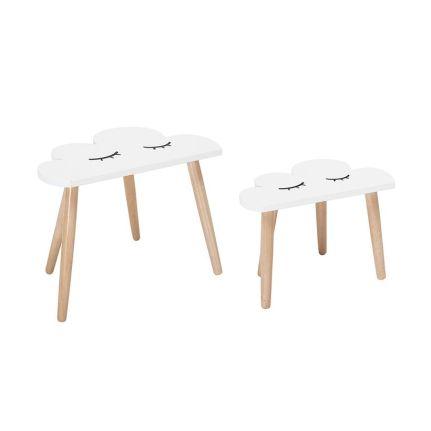 tables nuage bloomingville