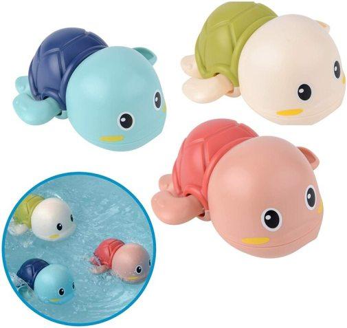 tortues jouet bain