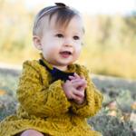 Point bébé – Bébéloute à 8 mois !