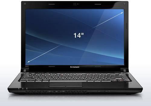 Notebook Lenovo G470, Características, Precio, Drivers 7