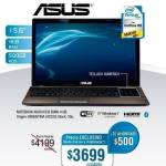 , Asus K53E B960 en Argentina, Precio y Características