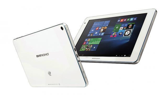 Bangho Aero J08, la nueva tablet de bangho con Windows 10 en Argentina 1