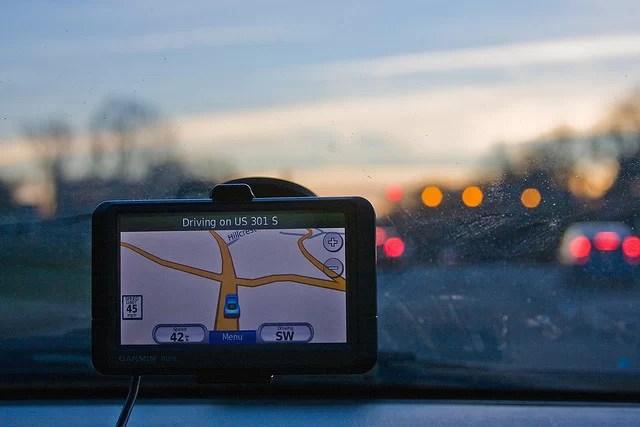 La competencia por el GPS y el geoposicionamiento