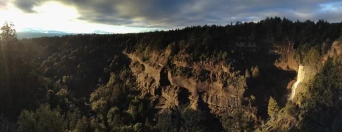 Cascada La Larga