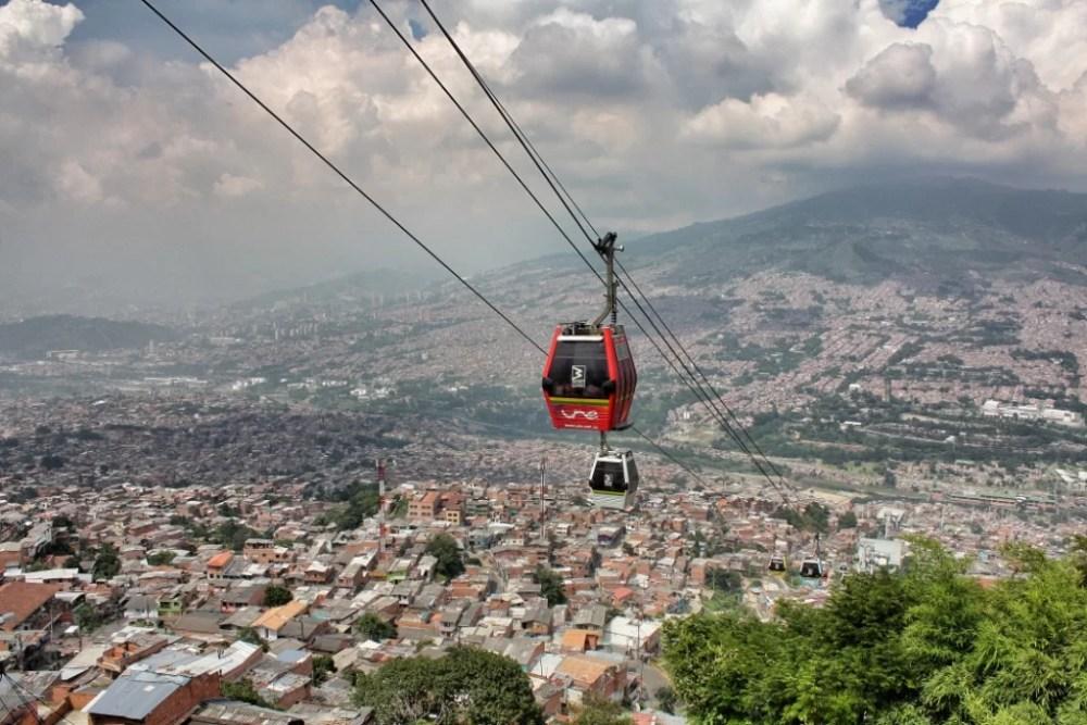 Medellin Metrocable