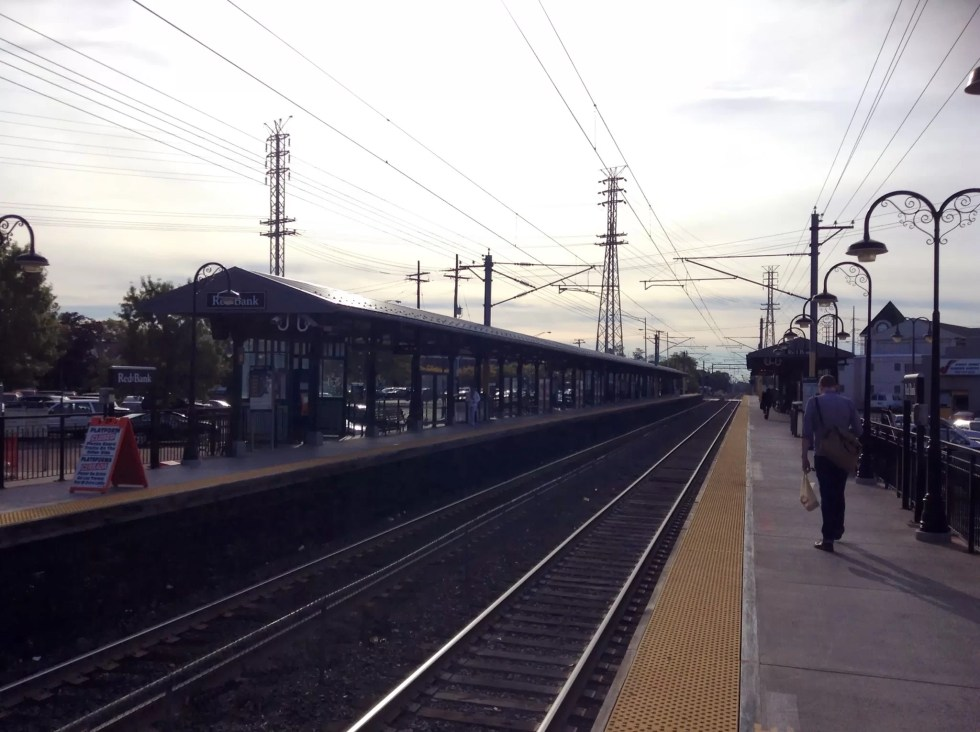 Estación de tren de Red Bank