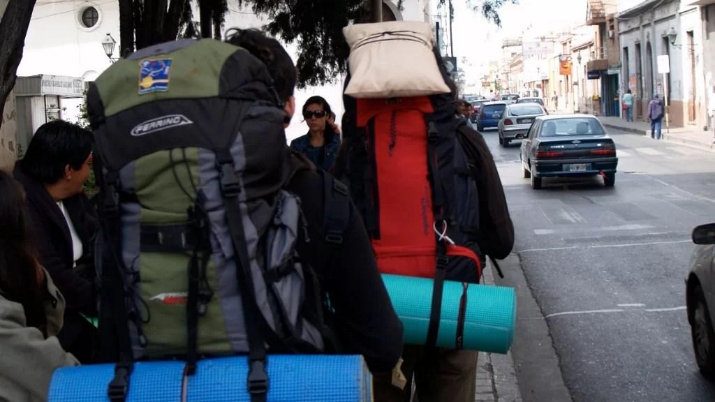 Begpackers: mochileros y viajes por países pobres