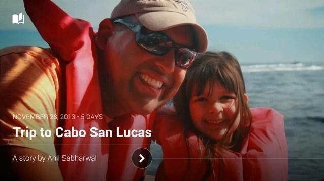 Google+ y las historias de viaje