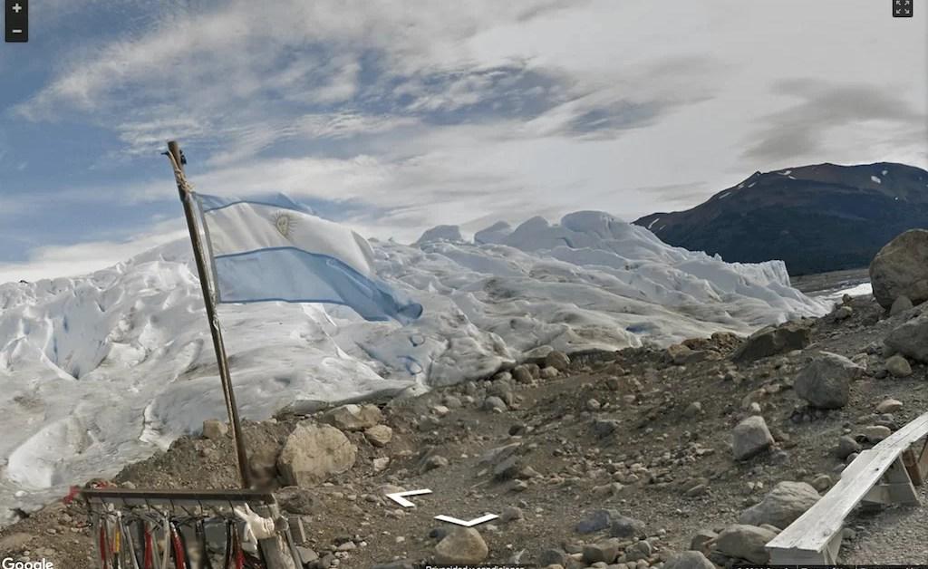 Google Street View, ahora en 13 parques nacionales en Argentina