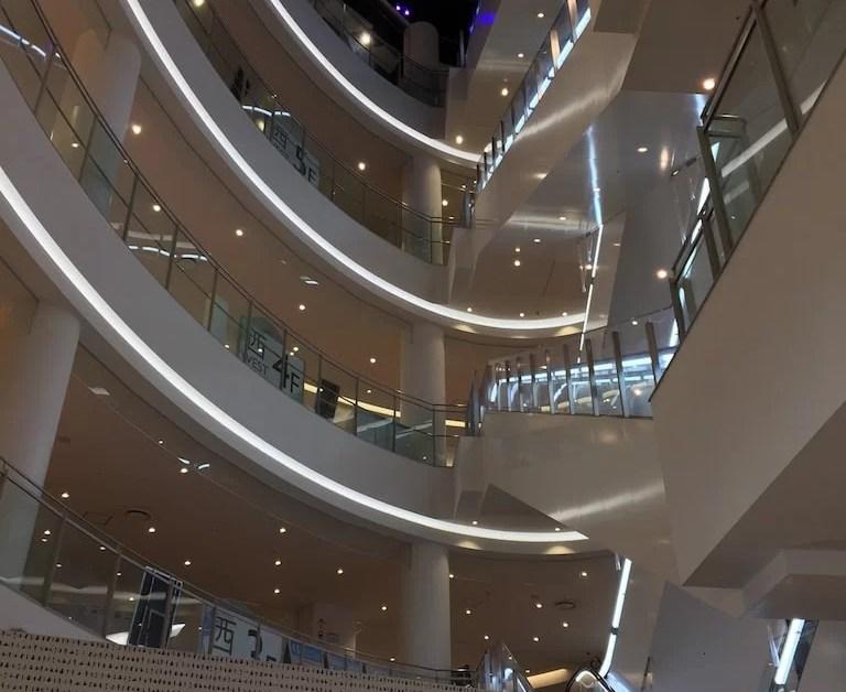 #JaponATB: shopping global, experiencia local