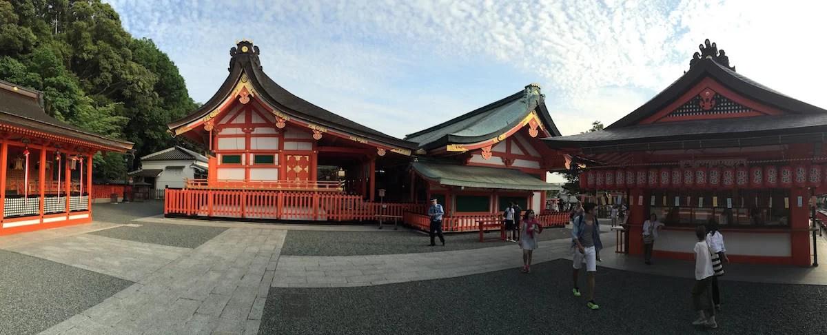 #JaponATB: Fushimi Inari Taisha, el gran complejo de templos de Kioto