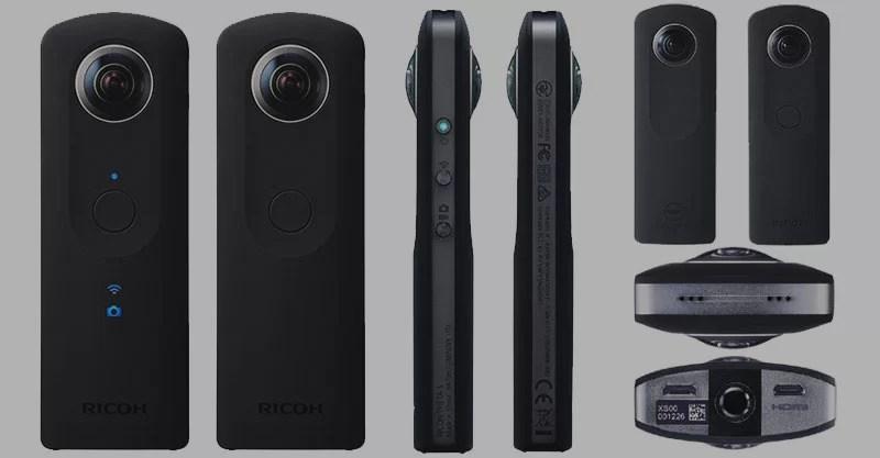 Fotografía y video 360: usos viajeros de la Ricoh Theta S
