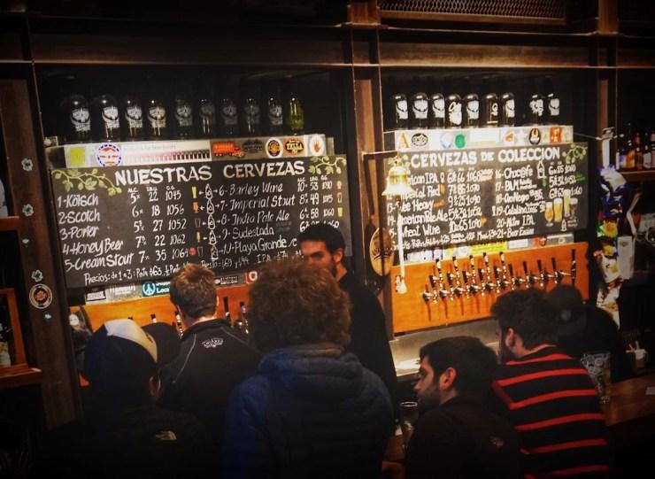 Cervecería Antares (fábrica), Mar del Plata
