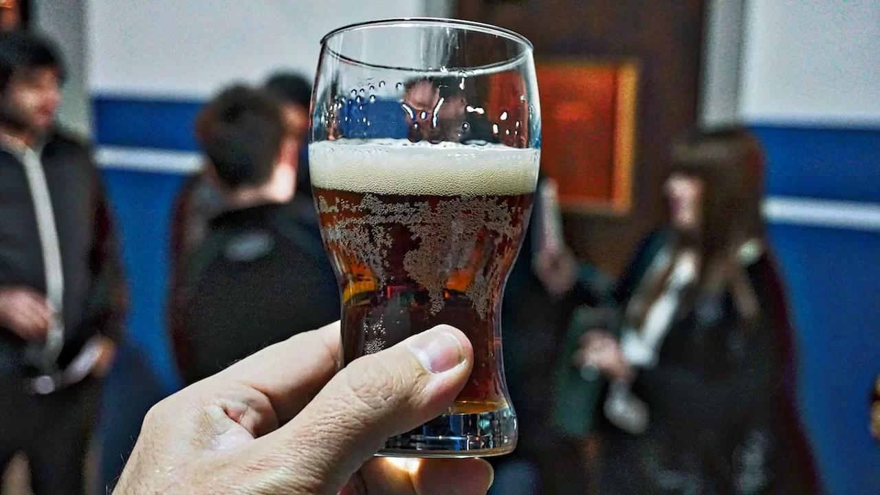 Cerveza Antares