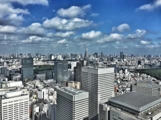 Tokio Government Building