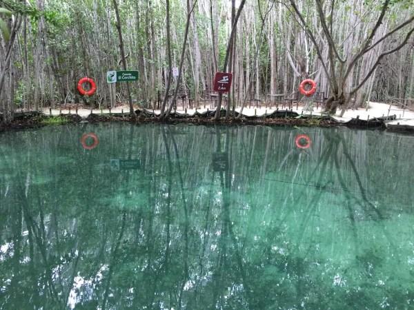 Cenote El Corchito